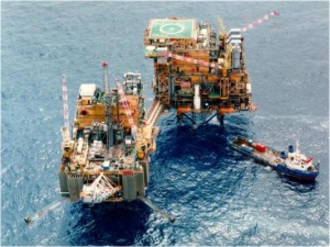 Plataforma de Pargo - Petrobras - Escritórios Integrados